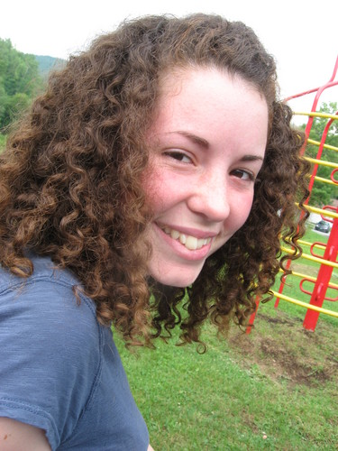 Love my Hair - Brunette, 3b, 3c, Medium hair styles, Long hair styles, Readers, Female, Curly hair, Teen hair, Adult hair, Natural Hair Celebration Hairstyle Picture