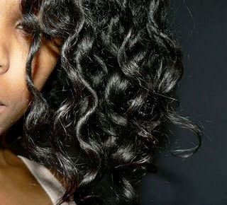 Bantu Knot-Out - 3a, Medium hair styles, Readers, Styles, Female, Curly hair, Black hair, Adult hair, Bantu knot out Hairstyle Picture