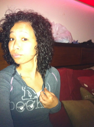 All most finished transitioning! - 3b, Medium hair styles, Black hair, Adult hair, Spiral curls Hairstyle Picture