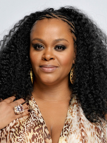 Jill Scott - Celebrities, Kinky hair, Long hair styles, Female, Black hair, Cornrows, Twist out Hairstyle Picture