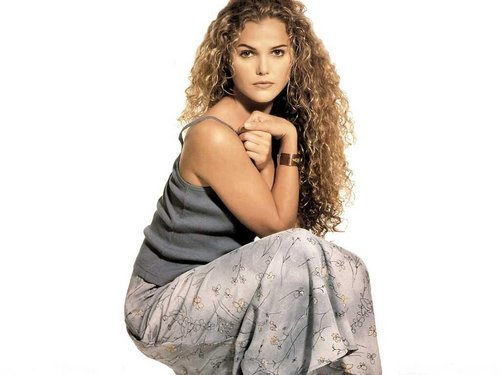 Keri Russell - Blonde, 3b, Celebrities, Long hair styles, Female, Curly hair, Adult hair Hairstyle Picture