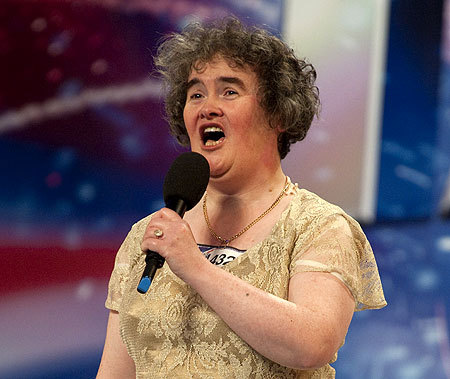Susan Boyle - 3a, Celebrities, Mature hair, Short hair styles, Curly hair, Gray hair Hairstyle Picture