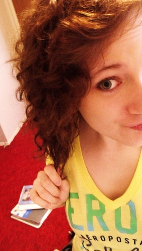 My curls! - Redhead, 3b, Male, Long hair styles, Readers, Curly hair, Teen hair, Layered hairstyles Hairstyle Picture