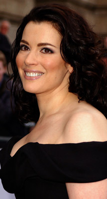Nigella Lawson - 2a, Brunette, 2b, 3a, Celebrities, Medium hair styles, Long hair styles, Readers, Female, Curly hair, 2c, Adult hair Hairstyle Picture