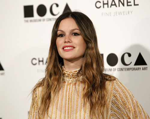 Rachel Bilson - 2a, Brunette, Celebrities, Wavy hair, Long hair styles, Styles, Female, Adult hair Hairstyle Picture