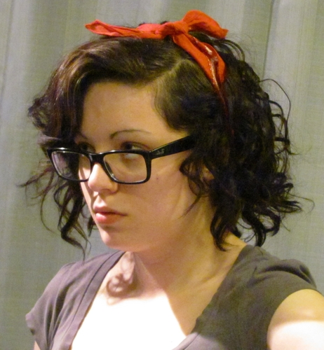 My very short curly hair! - Brunette, 3a, Short hair styles, Readers, Female, 2c, Black hair Hairstyle Picture