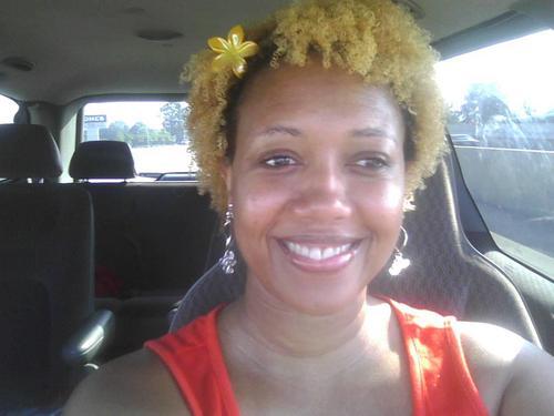 Goldilocks - Blonde, 4b, Short hair styles, Kinky hair, Afro, Female, Adult hair, Curly kinky hair, 4c Hairstyle Picture