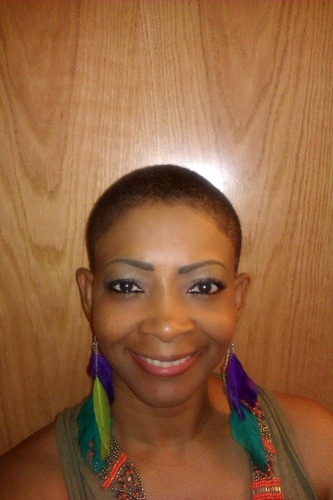 Rocking my low cut - Very short hair styles, Female, Adult hair Hairstyle Picture