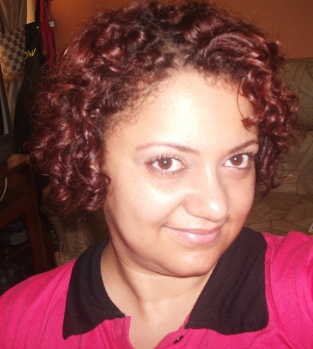 My hair change - Redhead, 3b, Short hair styles, Summer hair, Readers, Female, Curly hair, Adult hair Hairstyle Picture
