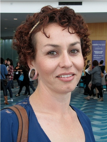 International Salon and Spa Expo - Short hair styles, Female, Curly hair, Adult hair, Textured Tales from the Street Hairstyle Picture