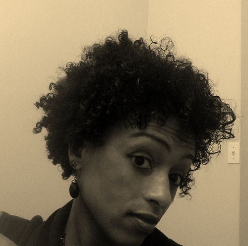 My wash-n-go - Black hair Hairstyle Picture