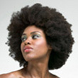 Curly Hair Style: Kinky hair