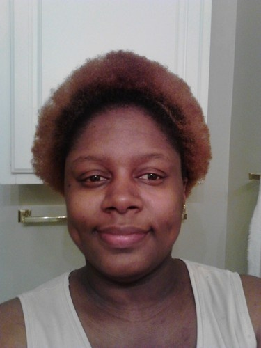 Afro - 4a, 4b, 4c Hairstyle Picture