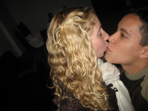 he loves his curly girl! - Blonde, 2b, Long hair styles, Readers, Female Hairstyle Picture