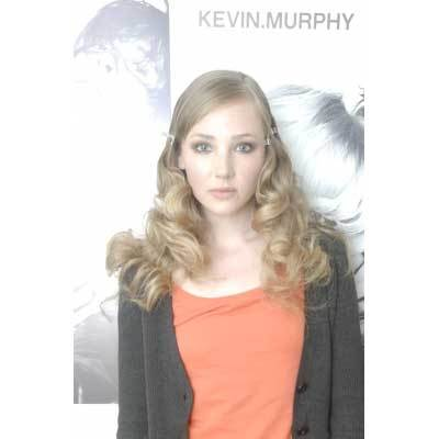 Kevin Murphy - Blonde, Wavy hair, Long hair styles, Styles, Female, Curly hair Hairstyle Picture