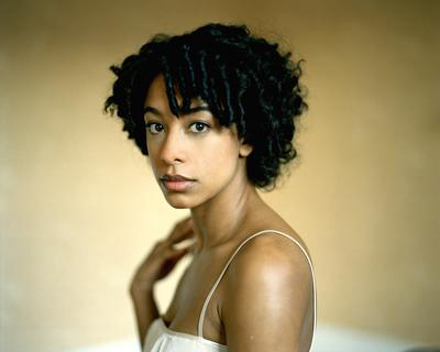 Corinne Bailey Rae - 3c, 4a, Celebrities, Short hair styles, Female, Curly hair Hairstyle Picture