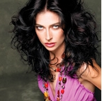 ISO  - 2b, Wavy hair, Medium hair styles, Styles, Female, Black hair Hairstyle Picture