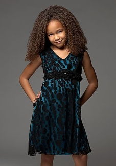 Curly model - Brunette, 3c, Medium hair styles, Kids hair, Styles, Curly hair Hairstyle Picture