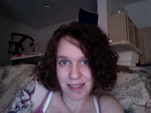 a little too blunt  - Brunette, 3b, 3a, Very short hair styles, Short hair styles Hairstyle Picture