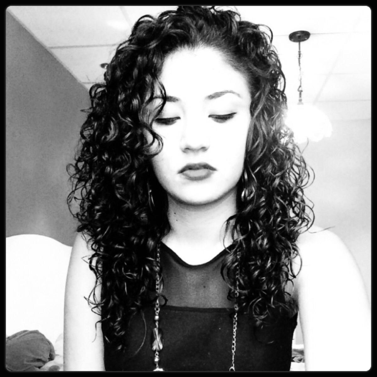 Curly Hair Rocks By Sweetdee
