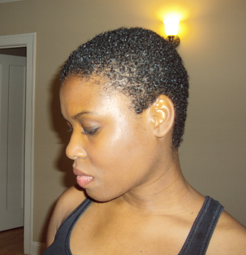 Big Chop Naturalfemme