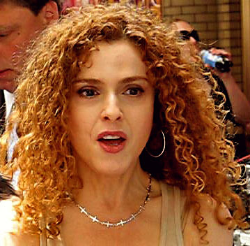 Bernadette Peters - Redhead, 3b, Celebrities, Mature hair, Medium hair styles, Special occasion, Curly hair Hairstyle Picture