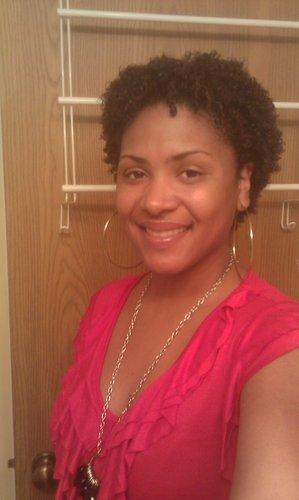 Wash n Go - Short hair styles, Styles, Female, Black hair, Adult hair, Curly kinky hair Hairstyle Picture