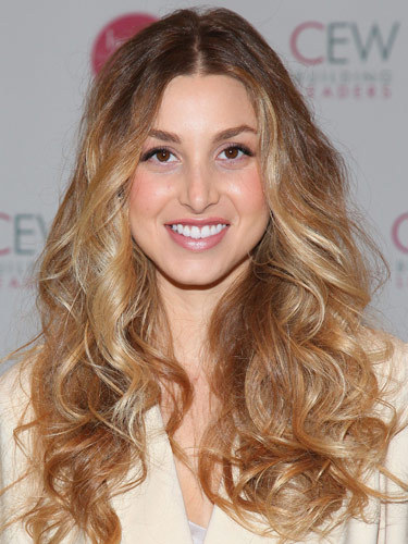 Whitney Port - Blonde, Celebrities, Wavy hair, Long hair styles, Female, Curly hair Hairstyle Picture