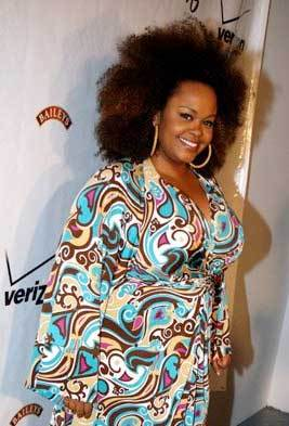 Jill Scott - Brunette, Celebrities, Kinky hair, Long hair styles, Female Hairstyle Picture