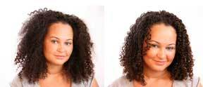 Lucie, before and after - Brunette, Medium hair styles, Female, Makeovers Hairstyle Picture