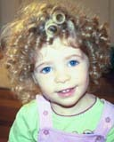 Sophie - Blonde, 3a, Short hair styles, Kids hair Hairstyle Picture