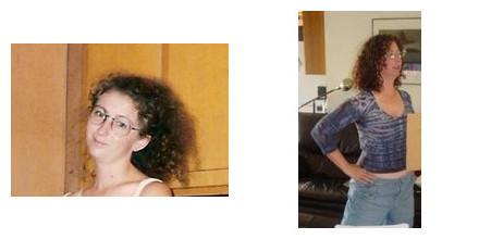 naustin3 - Brunette, 3b, Medium hair styles, Female, Curly hair, Makeovers, Deva Curly Girl Challenge Hairstyle Picture