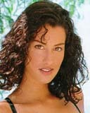 Yasmeen Ghauri - 2a, Brunette, Celebrities, Wavy hair, Medium hair styles, Female Hairstyle Picture