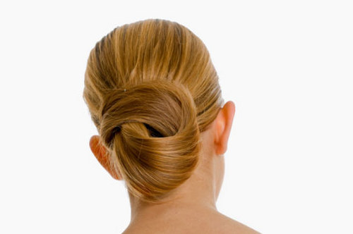 Sensational Fancy Bun For Straight Hair By Naturallycurly Hairstyles For Women Draintrainus
